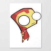 Gir- Iron Man Canvas Print