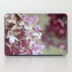 Hydrangeas No. 4 iPad Case