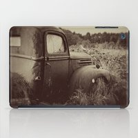 The Past iPad Case