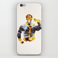 Polygon Heroes - Cyclops iPhone & iPod Skin