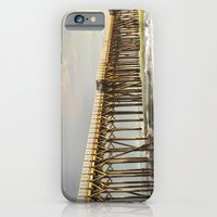 iPhone & iPod Case featuring Pier Point by Heidi Fairwood