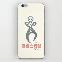 Oppa Alt. iPhone & iPod Skin