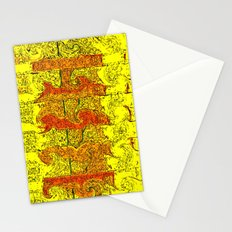 Desert  Storm Stationery Cards