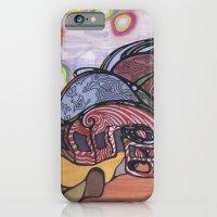 dream house iPhone 6 Slim Case