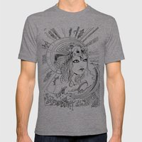 Intoxicating Moment Mens Fitted Tee Tri-Grey SMALL
