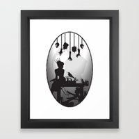 You're One Of Them, Aren… Framed Art Print