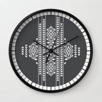 NDOTO AFRIKA 4 Wall Clock