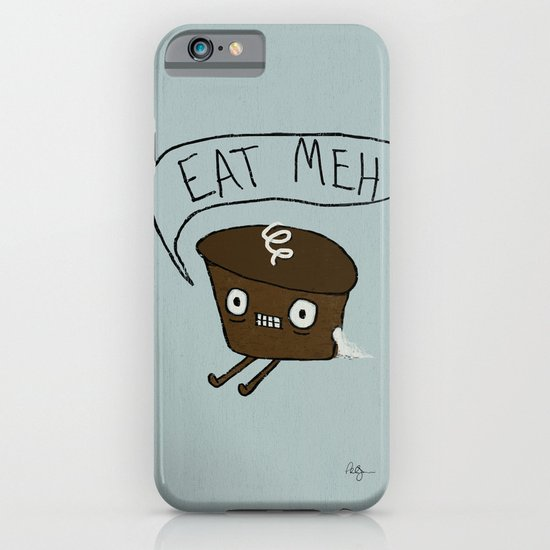Eat Me Cupcake iPhone & iPod Case