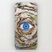 Seeing Through Illusions  iPhone & iPod Skin