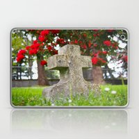 Cemetery Spring Laptop & iPad Skin