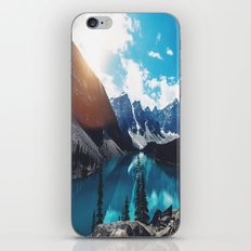 Lake Moraine iPhone & iPod Skin