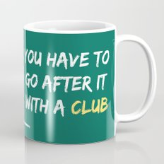 Go After Inspiration With A Club Mug
