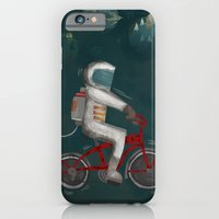 iPhone & iPod Case featuring Artcrank poster by Santiago Uceda