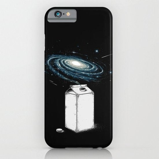 Milky Galaxy iPhone & iPod Case