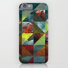 Colour Crystallization iPhone 6s Slim Case