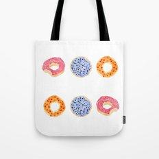doughnut selection Tote Bag