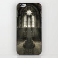 Fountain of God iPhone & iPod Skin