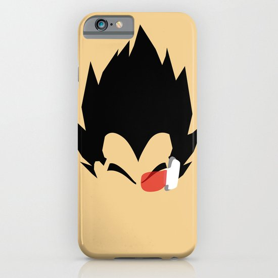 Saiyan Prince (Vegeta) iPhone & iPod Case