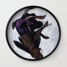 Untitled (dead things 08) Wall Clock