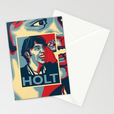 Steve Holt! Stationery Cards