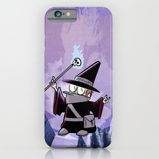Harold the Evil Necromancer iPhone & iPod Case
