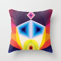 It's Just A Dream Throw Pillow