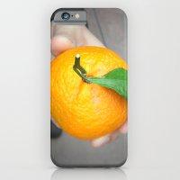 california orange iPhone 6 Slim Case