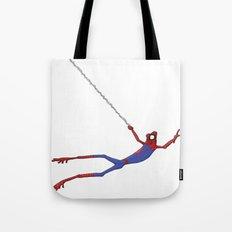 Spiderfrog Tote Bag