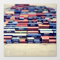 Container 1 Canvas Print