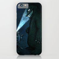 iPhone & iPod Case featuring Monster by MaComiX