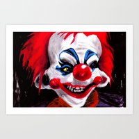 It Was Not A Circus Tent… Art Print