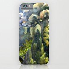 Tarairi Forest Morning iPhone 6 Slim Case