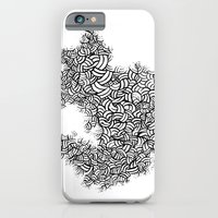 Abstract 65581081 iPhone 6 Slim Case