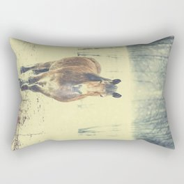 Rectangular Pillow - Wandering beauty - HappyMelvin