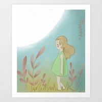 Moonshine Art Print