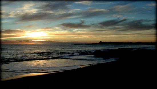 Sunrise over Bass Strait ~ Tasmania Art Print