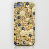 Covered in Buttons iPhone 6 Slim Case