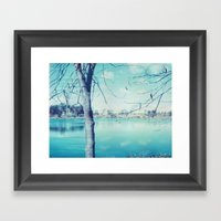 Hunter Valley Gardens Po… Framed Art Print