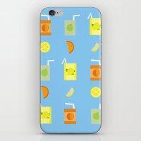 Juice Pattern  iPhone & iPod Skin