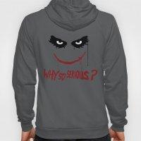 Joker - Why So Serious? Hoody