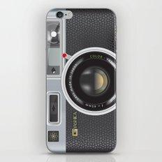 Yashica Electro 35 GSN iPhone & iPod Skin