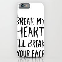iPhone Cases featuring Love by POP.
