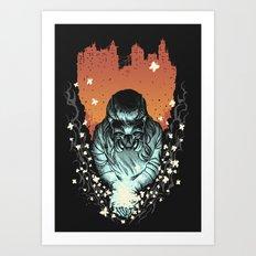Light of Life Art Print
