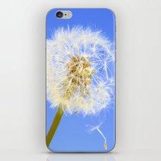 Wishing Flower iPhone & iPod Skin