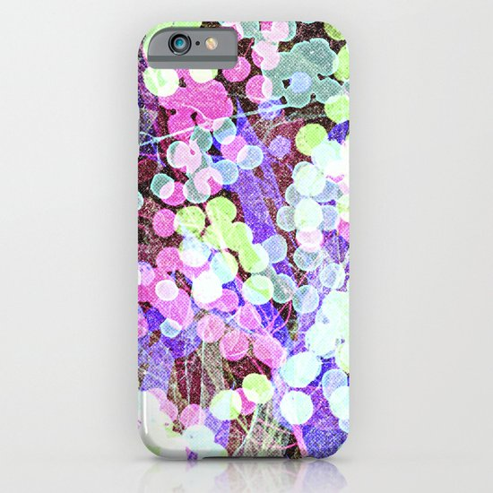 Dots & Leaves. iPhone & iPod Case
