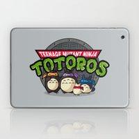 TMNT Laptop & iPad Skin