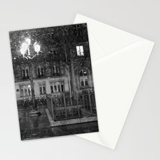 Paris road Stationery Cards