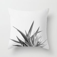 Overlap II Throw Pillow