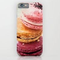 iPhone & iPod Case featuring Macarons by Celine Bellini