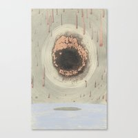 Decoherence Canvas Print